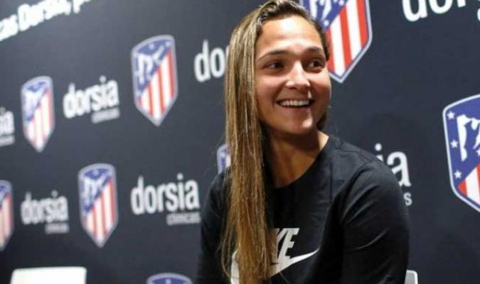 Deyna concedió una entrevista a EFE / Foto: Cortesía