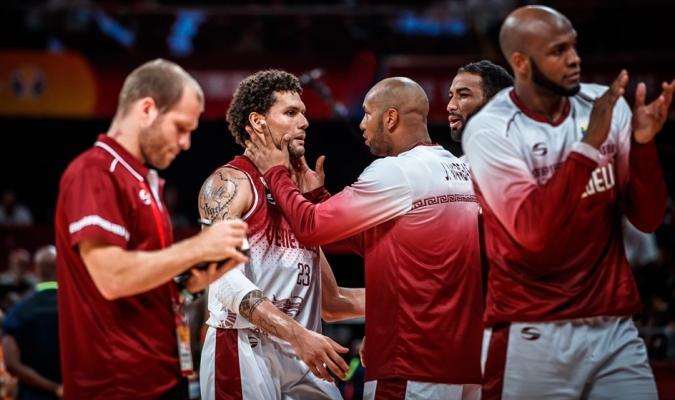 La convocatoria mezcla veteranía con juventud / Foto: Cortesía FIBA