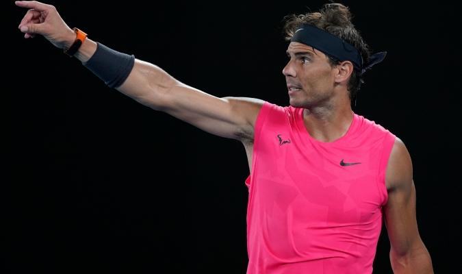 Nadal valoró el tenis que se juega en los JJOO / Foto: Cortesía