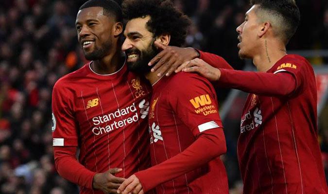 El Liverpool es el actual líder de la Premier/ Foto Cortesía