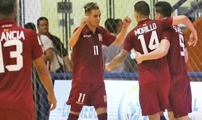 La Vinotinto derrotó a Chile para clasificar/ Foto @FVF_Oficial