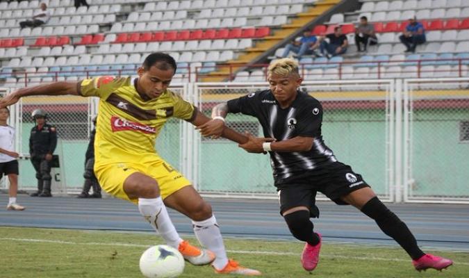 Trujillanos y Lara empataron sin goles en segunda jornada de Futve / Foto: Cortesía