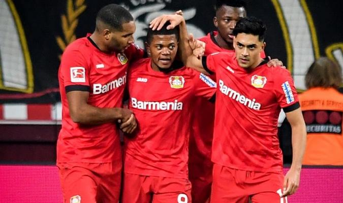 Leverkusen ganó de forma dramática / Foto: Cortesía