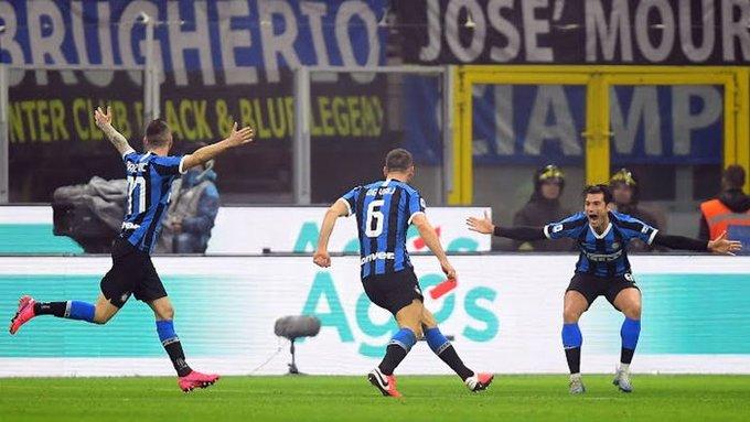 Inter y Juventus tienen 54 puntos / Foto: Cortesía