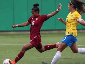 Las chicas ganaron la zona norte del torneo en 2019 / Foto: Cortesía