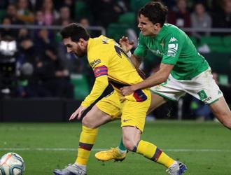 Penalti sobre Messi no pitado / foto cortesía