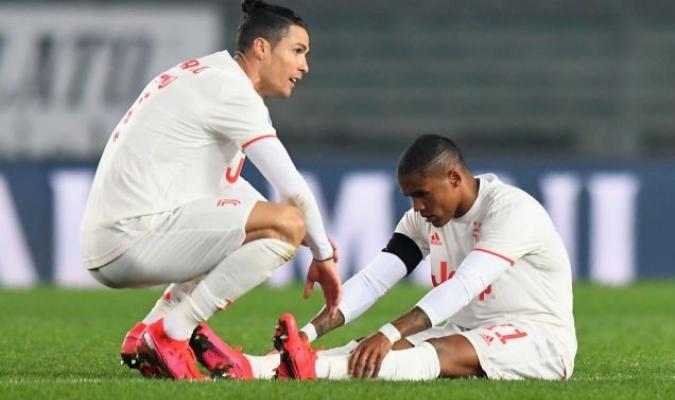 Costa se lesionó en el duelo en Verona / Foto: Cortesía