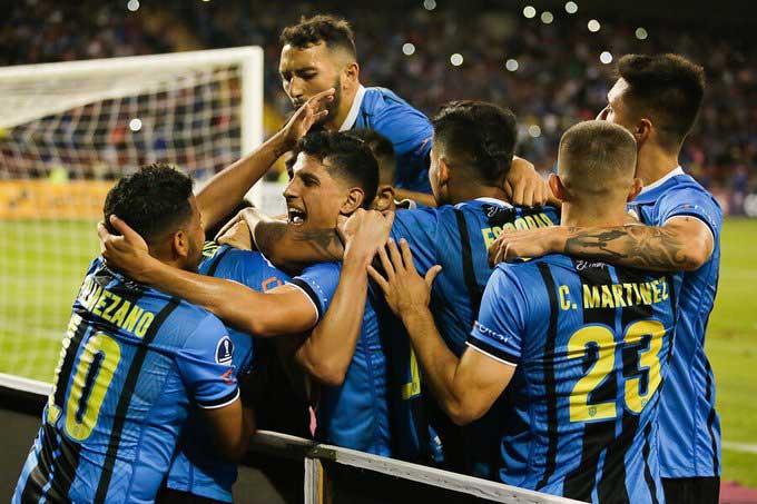 Palmenzano ingresó en los minutos finales / Foto: Cortesía