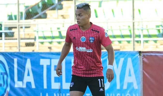 Moreno quiere figurar con los violetas || Foto: Metropolitanos FC