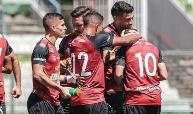 Caracas es líder del Futve con nueve puntos / Foto: Cortesía