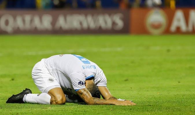 Richard Blanco provocó el segundo gol de Mineros / Foto: EFE