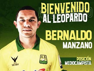Manzano viene de jugar en Tolima / Foto: Cortesía