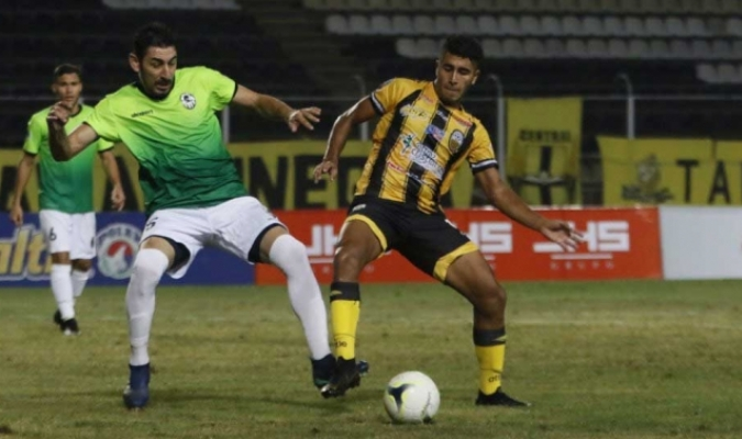 Zamora llega a 10 puntos / Foto: Deportivo Táchira
