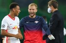El Leipzig dejó frito al Atlético