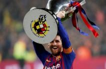 Los grandes momentos de Messi con el Barcelona
