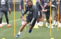 Así entrenó el Real Madrid antes de su estreno en la temporada 2020-2021
