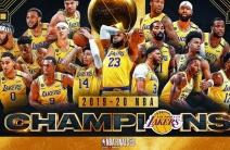 LeBron cumplió: Lakers campeón en honor a Kobe Bryant