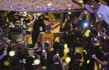 ¡Eterno Kobe Bryant!